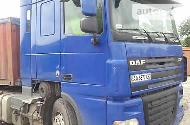 Daf XF 105 2007 в Николаеве