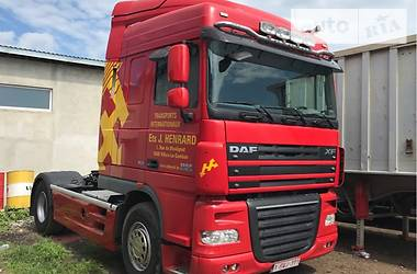 DAF XF 105 2013 в Золочеве