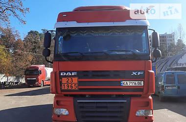 Цистерна DAF XF 105 2010 в Киеве