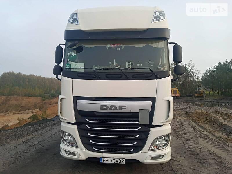DAF XF 106 2014 в Полтаве