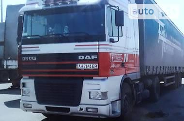 DAF XF 95 2001 в Бахмуте