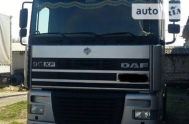 DAF XF 95 2001 в Курахово