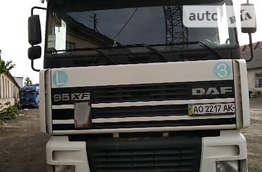 DAF XF 95 2001 в Іршаві