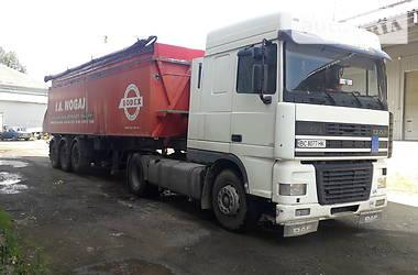 DAF XF 95 2000 в Стрые