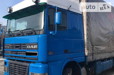 DAF XF 95 2000 в Львове
