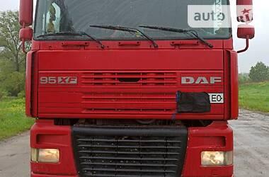 DAF XF 95 2000 в Жидачове