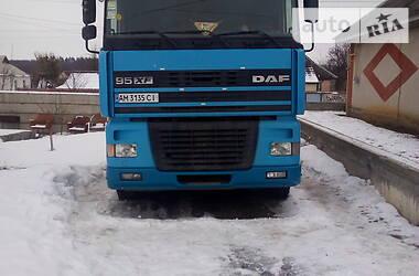 DAF XF 95 2002 в Попельне
