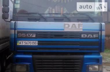 Daf XF 2001 в Ивано-Франковске