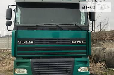 Daf XF  2002