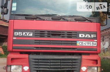 DAF XF 2001 в Прилуках