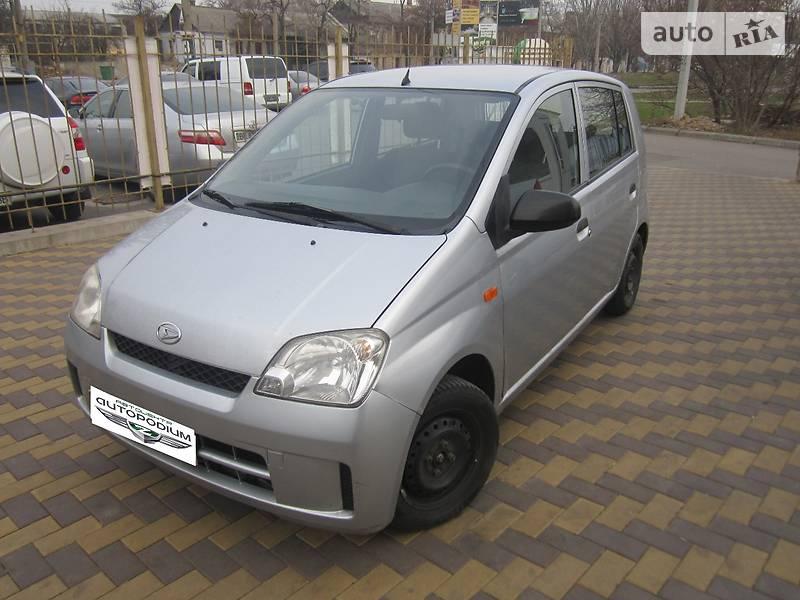 Daihatsu Cuore 2006 года