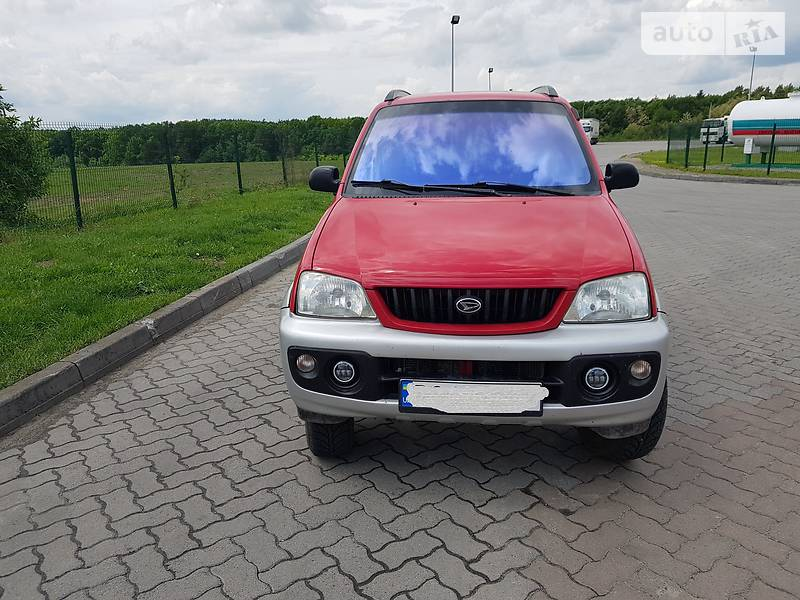 Daihatsu Terios 2003 в Жовкве