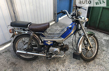 Мотоцикл Классік Delta 72 2008 в Боярці
