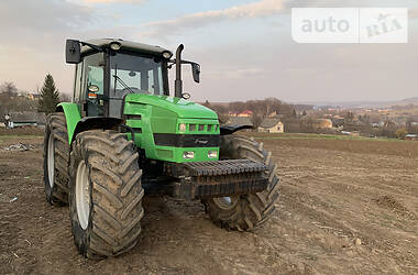 Deutz-Fahr Agrotrac 2013 в Черновцах