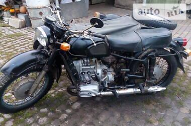 Мотоцикл с коляской Днепр (КМЗ) 10-36 1989 в Галиче