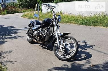 Мотоцикл Чоппер Днепр (КМЗ) 10-36 1990 в Черноморске