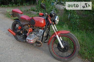 Мотоцикл Классик Днепр (КМЗ) Днепр-11 1991 в Боровой