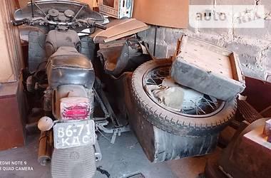 Днепр (КМЗ) Днепр-11 1984 в Кропивницькому