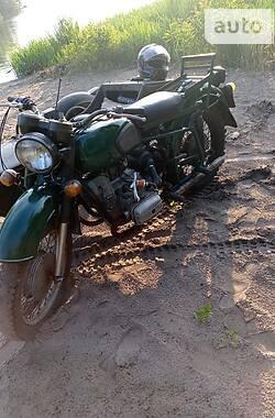 Мотоцикл Классик Днепр (КМЗ) Днепр-11 1992 в Днепре
