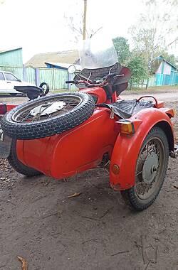 Мотоцикл з коляскою Днепр (КМЗ) Днепр-11 1994 в Чернігові