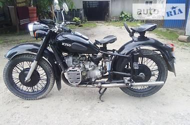 Днепр (КМЗ) К 750 1965 в Сокирянах