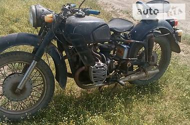 Мотоцикл с коляской Днепр (КМЗ) К 750 1990 в Бердянске