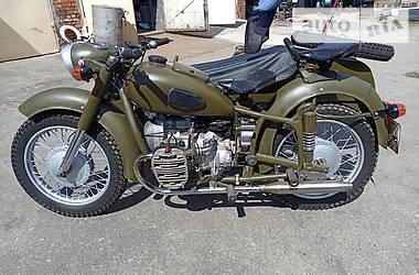 Мотоцикл с коляской Днепр (КМЗ) К 750 1964 в Хмельницком
