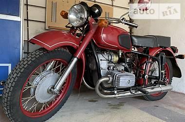 Мотоцикл с коляской Днепр (КМЗ) МТ-10 1976 в Николаеве