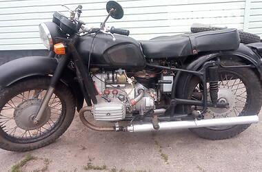Мотоцикл с коляской Днепр (КМЗ) МТ-10 1979 в Золотоноше