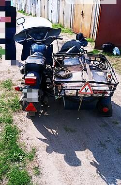 Мотоцикл Классик Днепр (КМЗ) МТ-11 1990 в Коростене