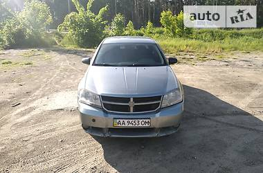 Dodge Avenger 2008 в Киеве