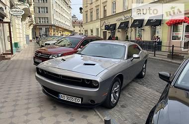 Dodge Challenger 2016 в Львове