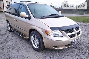Dodge Grand Caravan 2001 в Старой Выжевке
