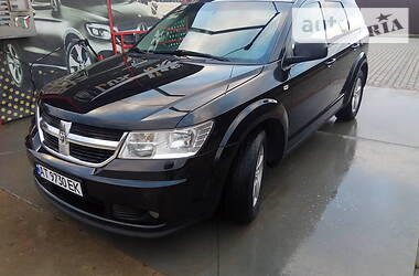 Dodge Journey 2009 в Рожнятове