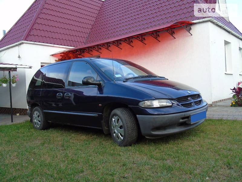 Dodge Ram Van 1999 года