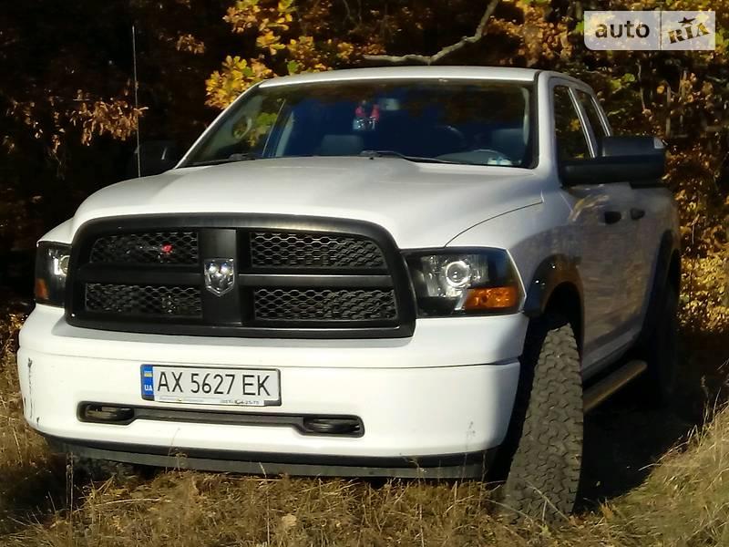 Dodge RAM 2012 года в Харькове