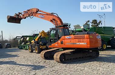 Doosan DX 225LC-3 2014 в Ровно