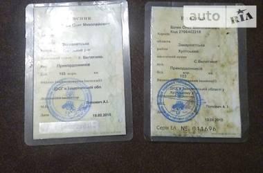 ДТЗ 244.4 2012 в Хусте