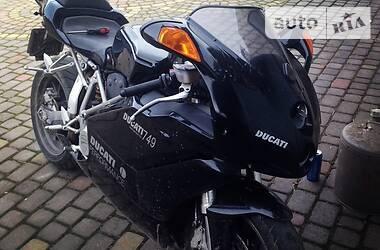 Ducati 749 2004 в Сновске