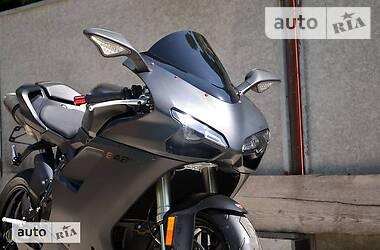 Ducati 848 evo stealth 2011