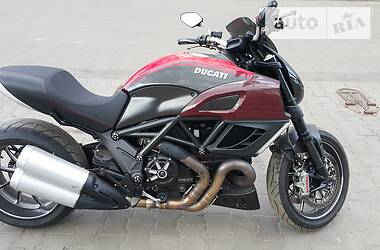 Ducati Diavel 2013 в Луцке