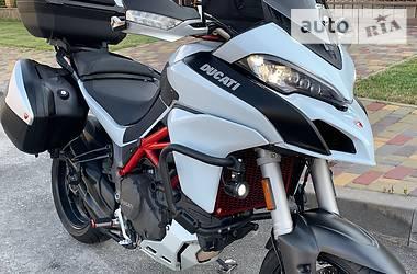 Ducati Multistrada 1200S Touring Pack