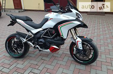 Ducati Multistrada 2011 в Хусті