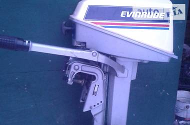 Evinrude 4.5 hp  1991