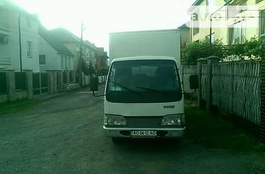 FAW 1031 2008 в Сваляве