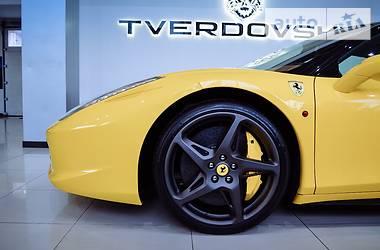 Ferrari 458 Italia  Giallo Modena 2010