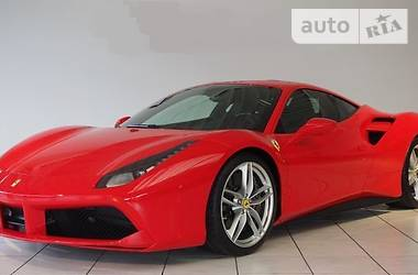 Ferrari 488 GTB 3.9 AMT 2018