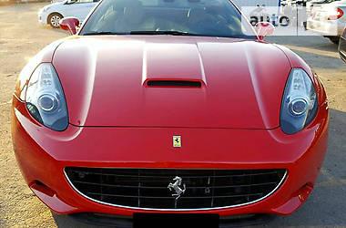 Ferrari California CALIFORNIA 2013