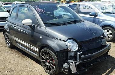 Fiat-Abarth 500 2015
