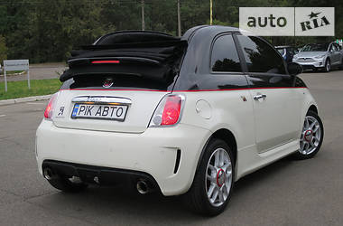 Fiat 500 C Abarth 1.4T AT